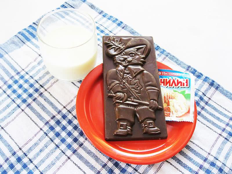Ингредиенты для приготовления шоколадных конфет