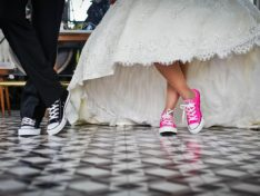 Как менялась свадебная мода