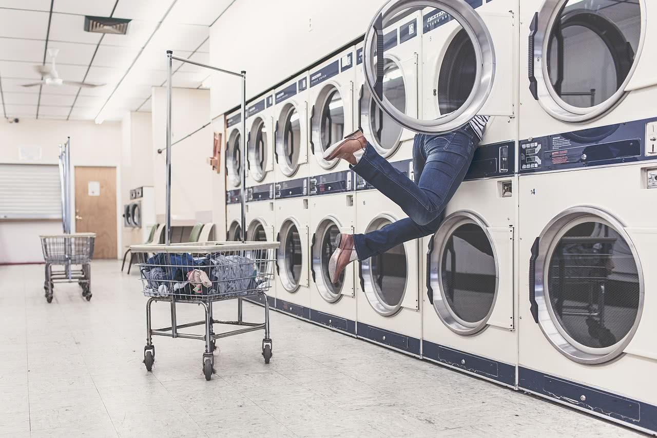 Как стирать пуховик в стиральной машинке