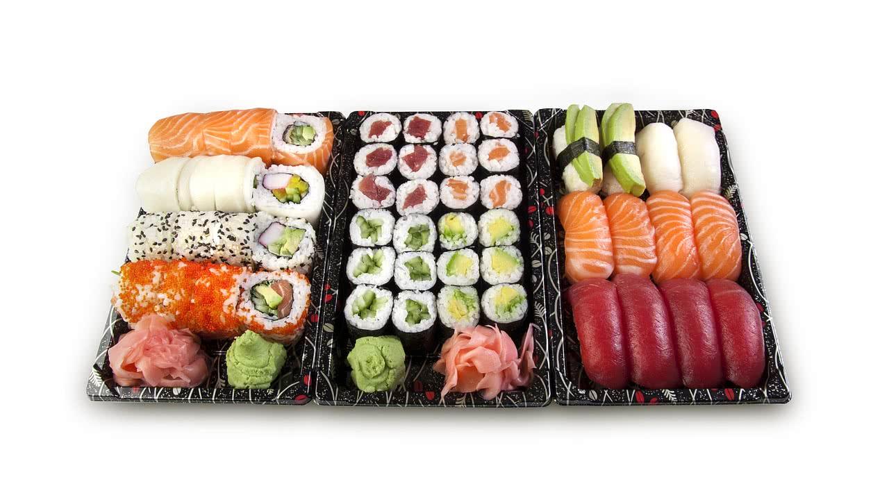 10 интересных фактов о суши и роллах