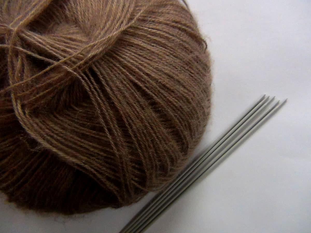 Набор для вязания рукавиц
