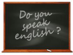 Онлайн тест на знание английского