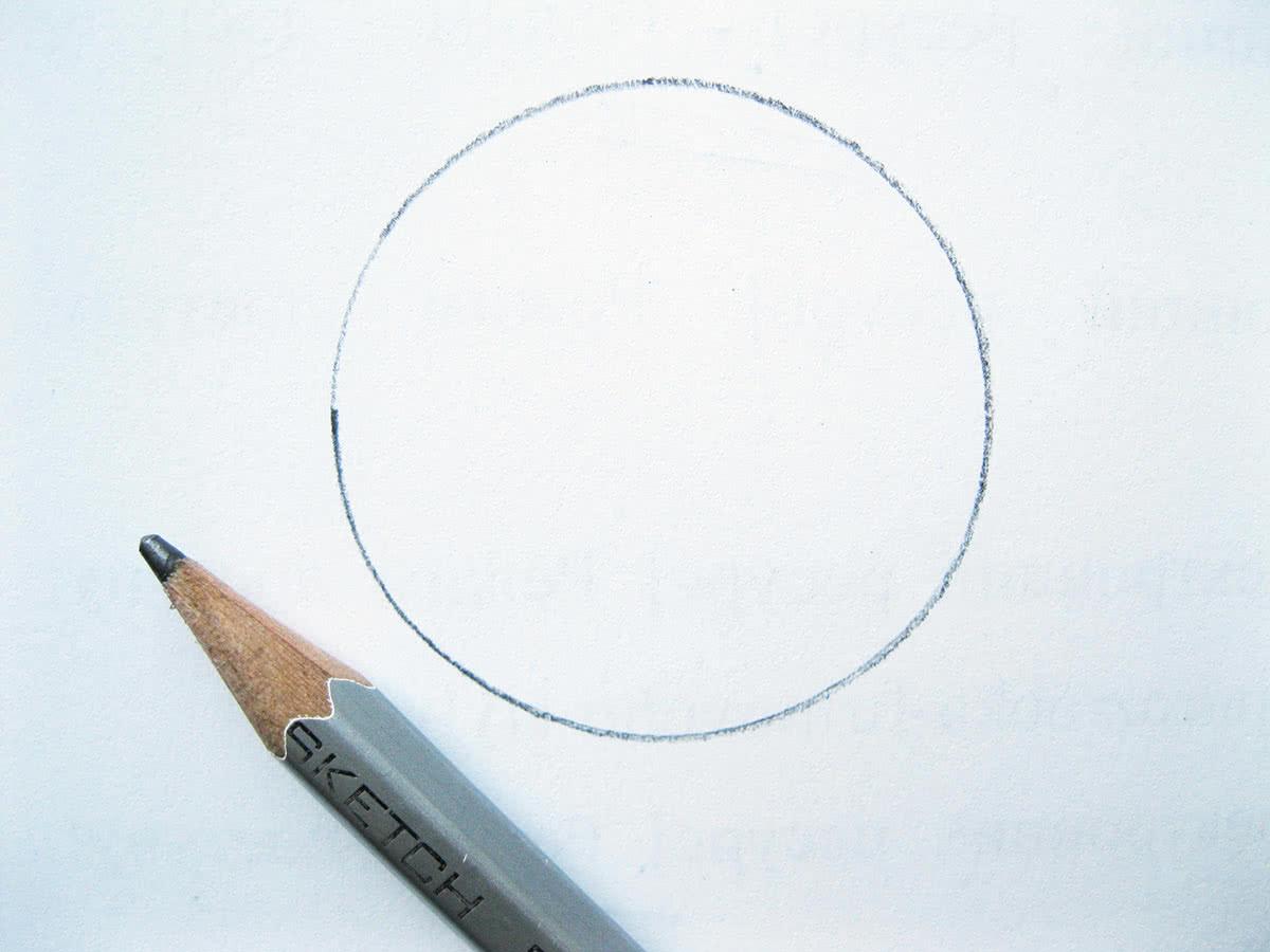 Как нарисовать Микки Мауса карандашом поэтапно
