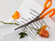 Документы для подачи на развод