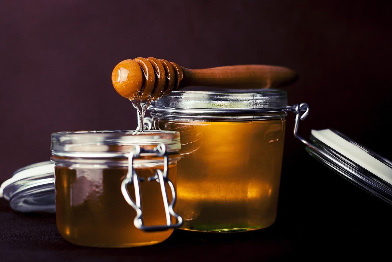 Определение натуральности мёда по цвету