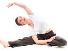 Тренировка мышц спины в домашних условиях