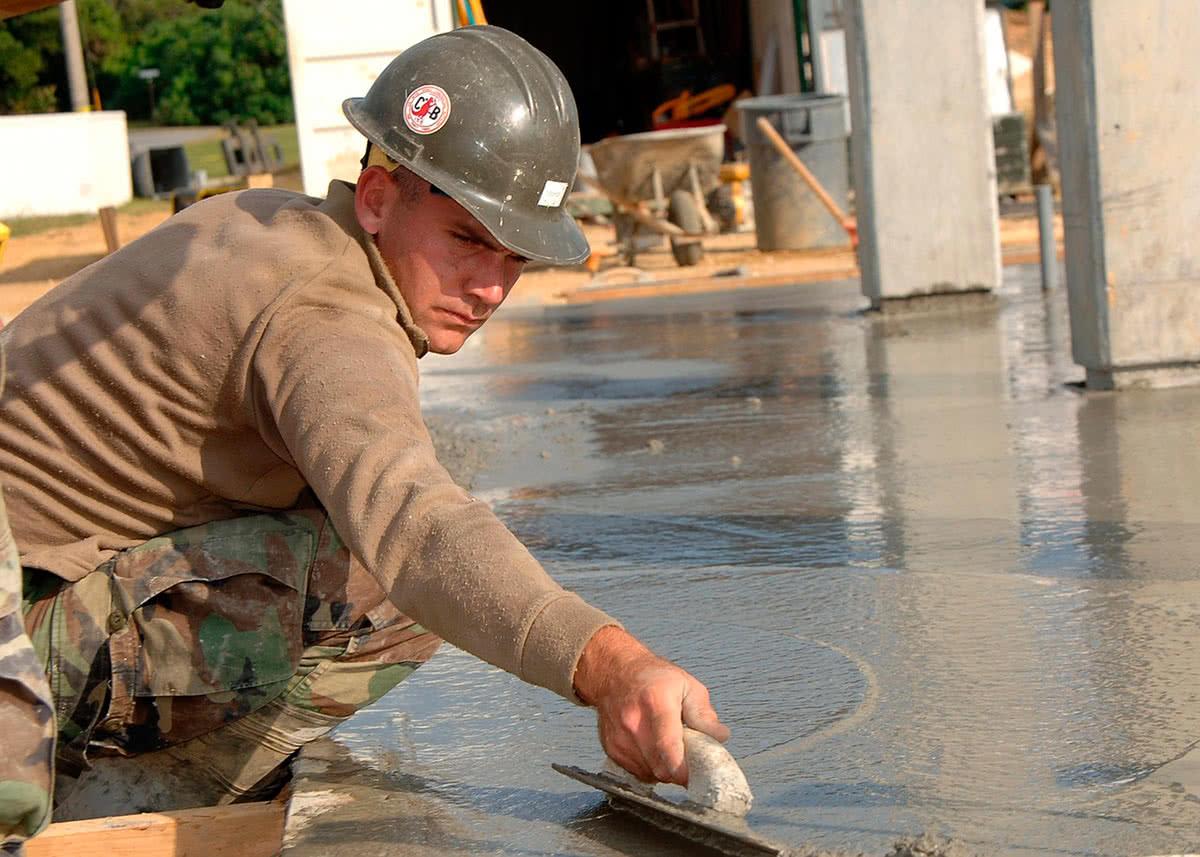 бетон в строительстве