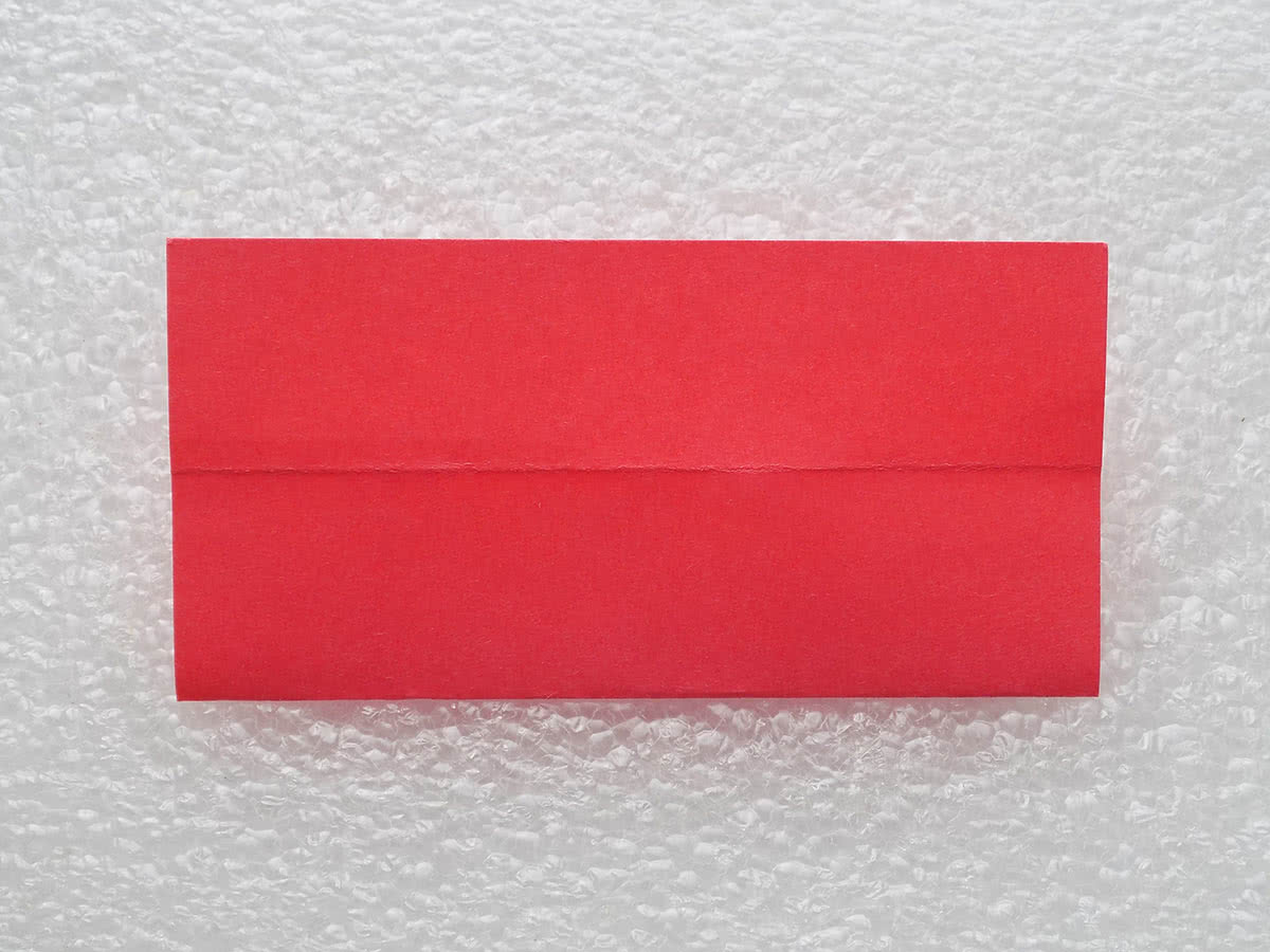 Оригами коробочка шаг 5