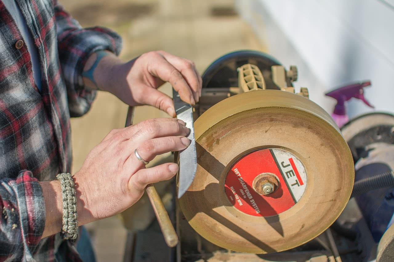 Как сделать точилку для ножей