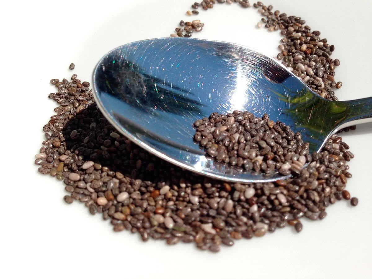 Семена Чиа полезны для сердца