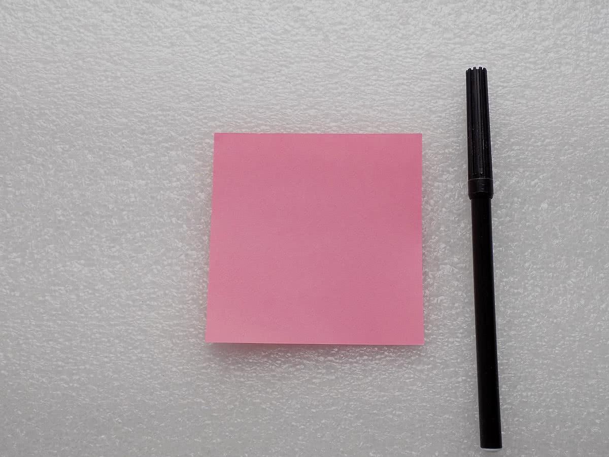 Материалы для собаки оригами