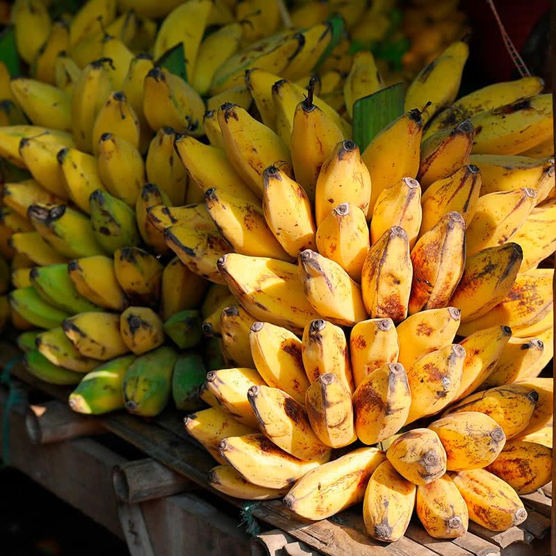 Правильные бананы