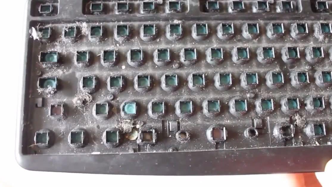 Клавиатура без кнопок