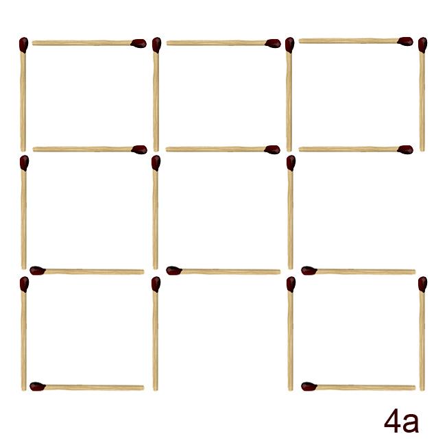 Решение головоломки №4А