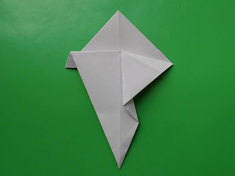 Как сделать гриб оригами
