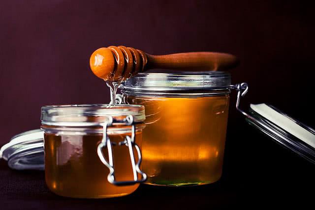 Мёд в микроволновке