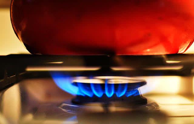 Сгоревшая посуда