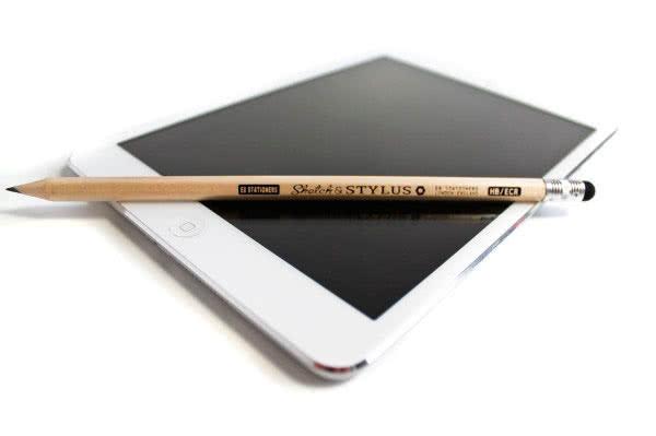 Стилус из карандаша