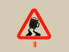 Безалкогольное пиво за рулём можно или нет