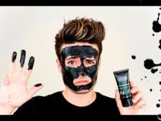 Обзор маски для лица Black Mask