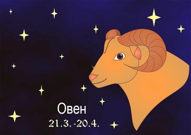 Ребёнок овен