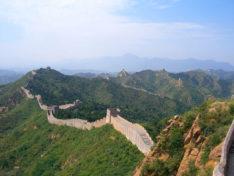 Интересные факты о великой китайской стене