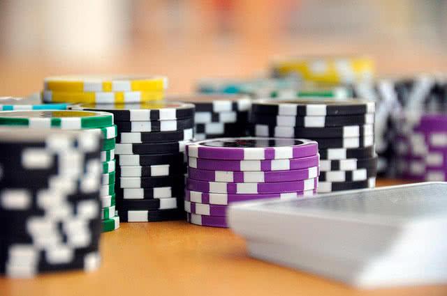 Выйгрыш в казино
