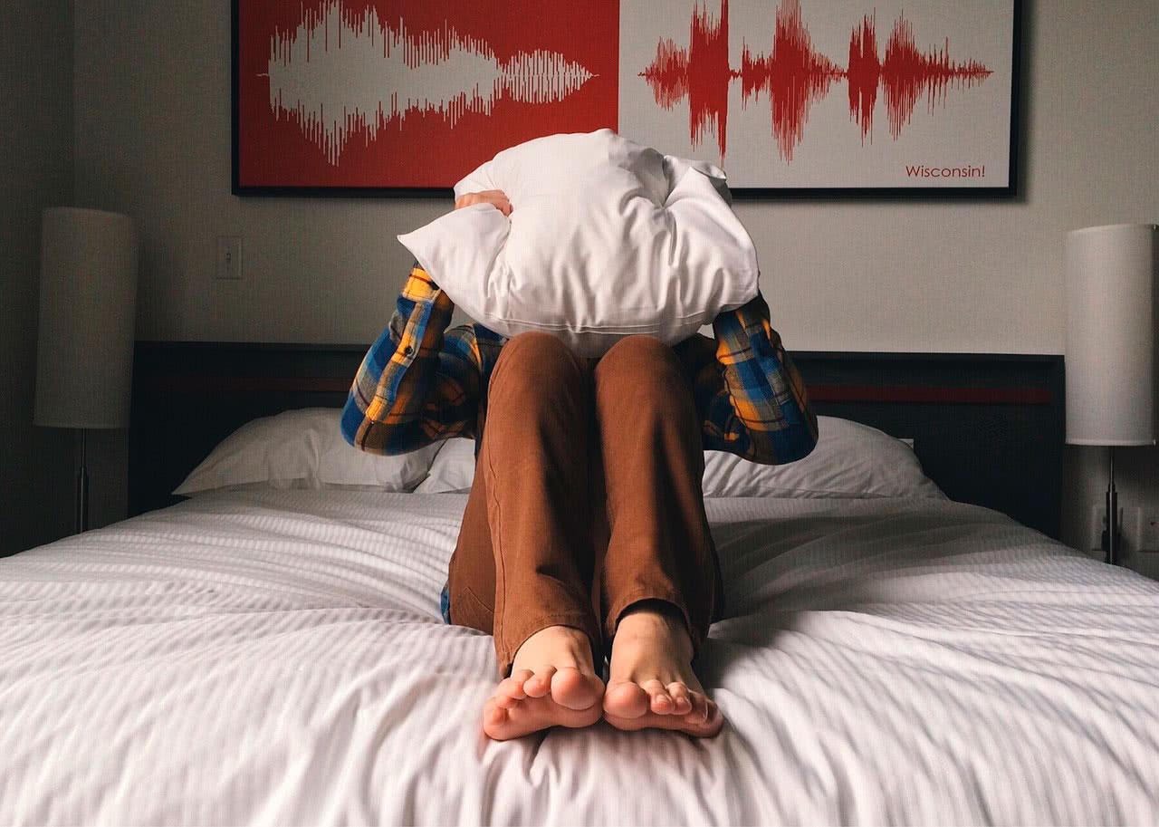 Выбрать подушку