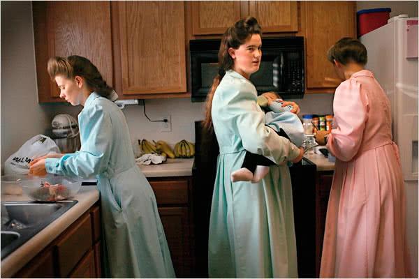Многоженство мормон