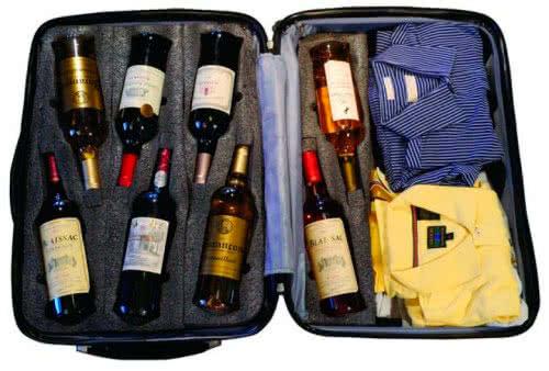 Вино в чемодане