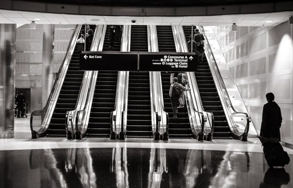 Терминал в Аэропорту