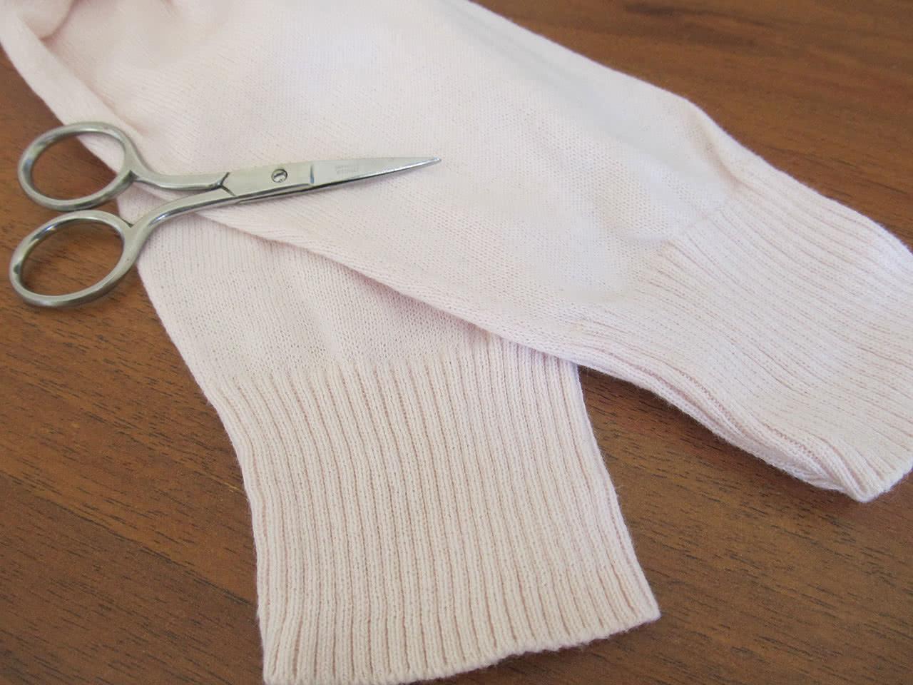 Как сделать митенки своими руками