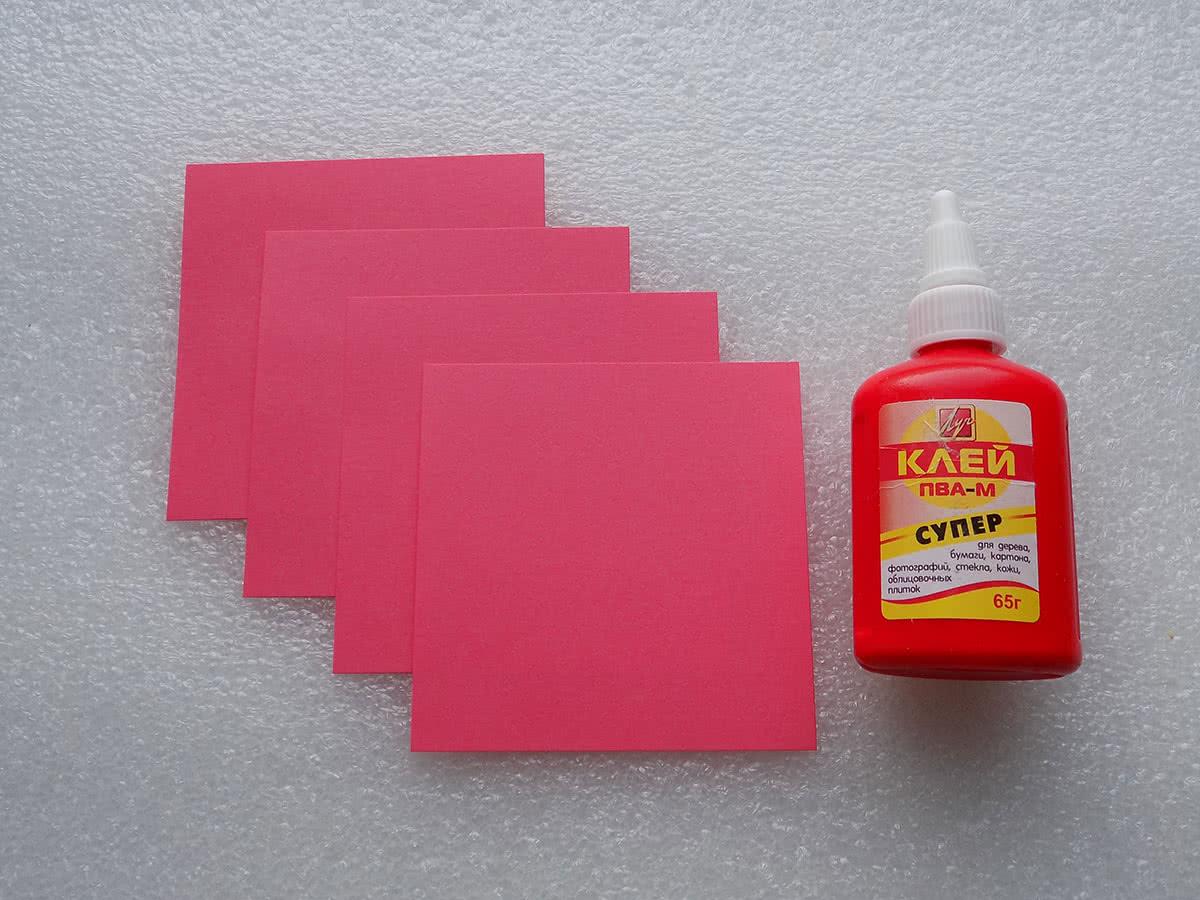 Цветок оригами что нужно