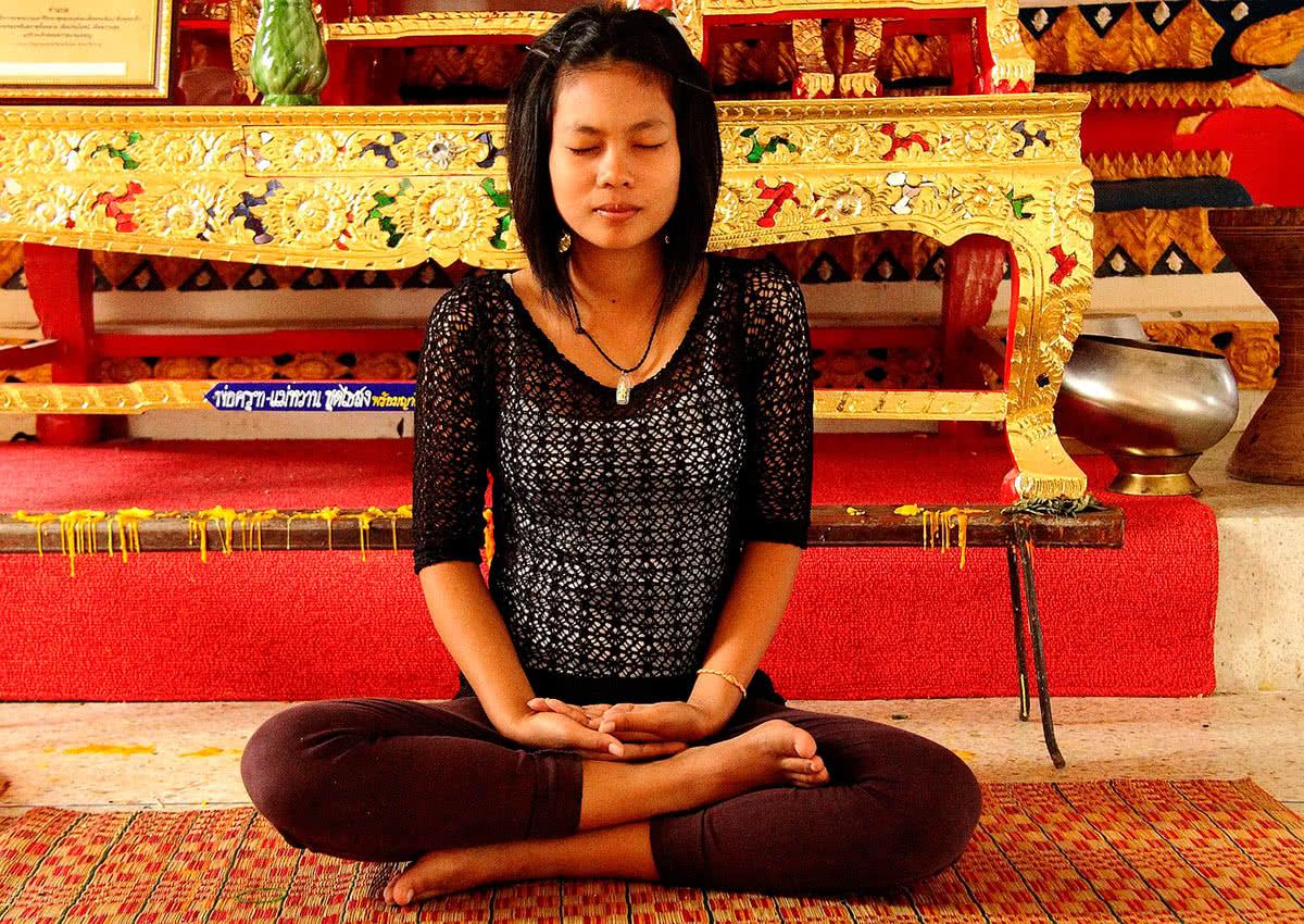 Дыхательная медитация