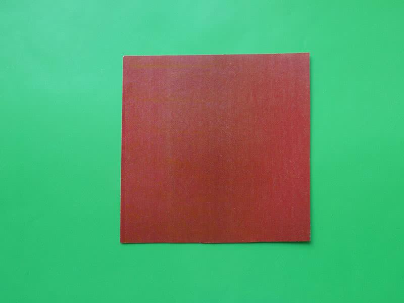 Лист бумаги для оригами