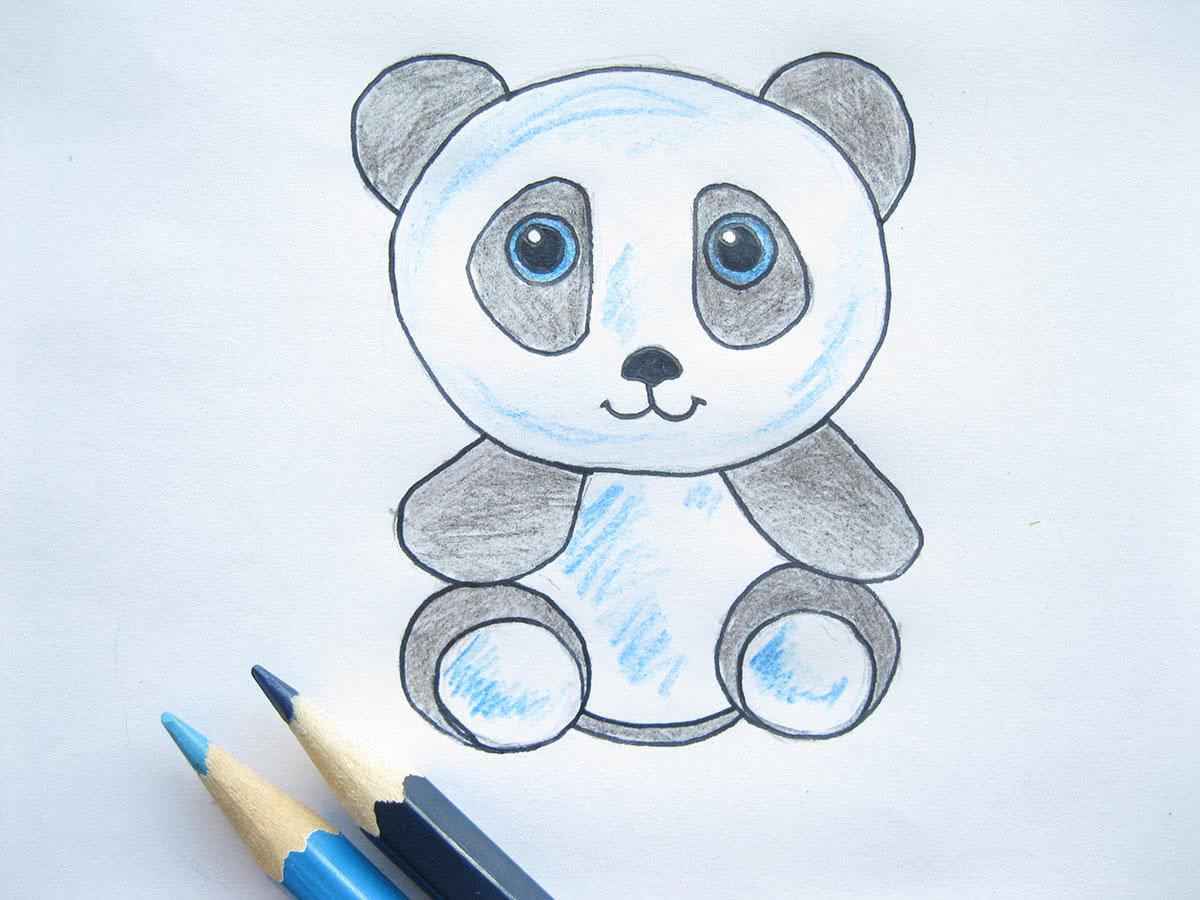 Любые рисунки карандашом поэтапно