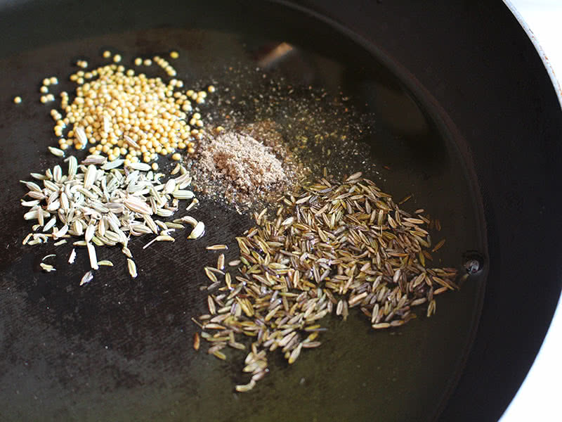 Рецепт кичари фото