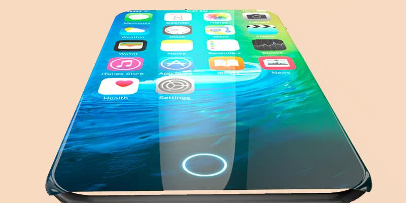 Iphone 8 с OLED дисплеем