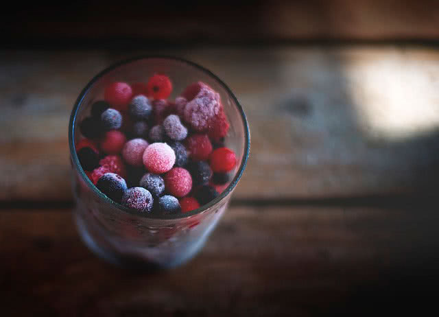 Свежезамороженные продукты