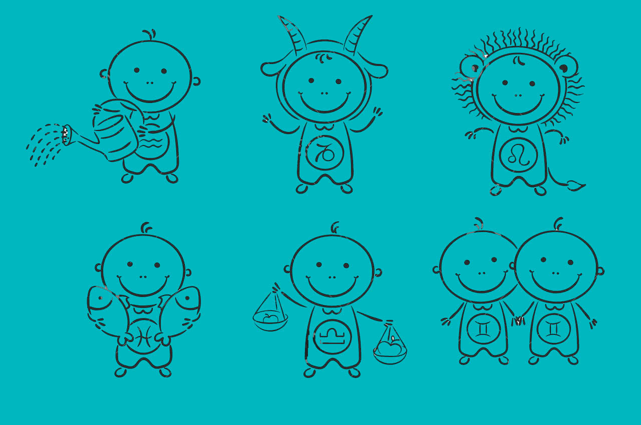 Характер детей по знаку зодиака