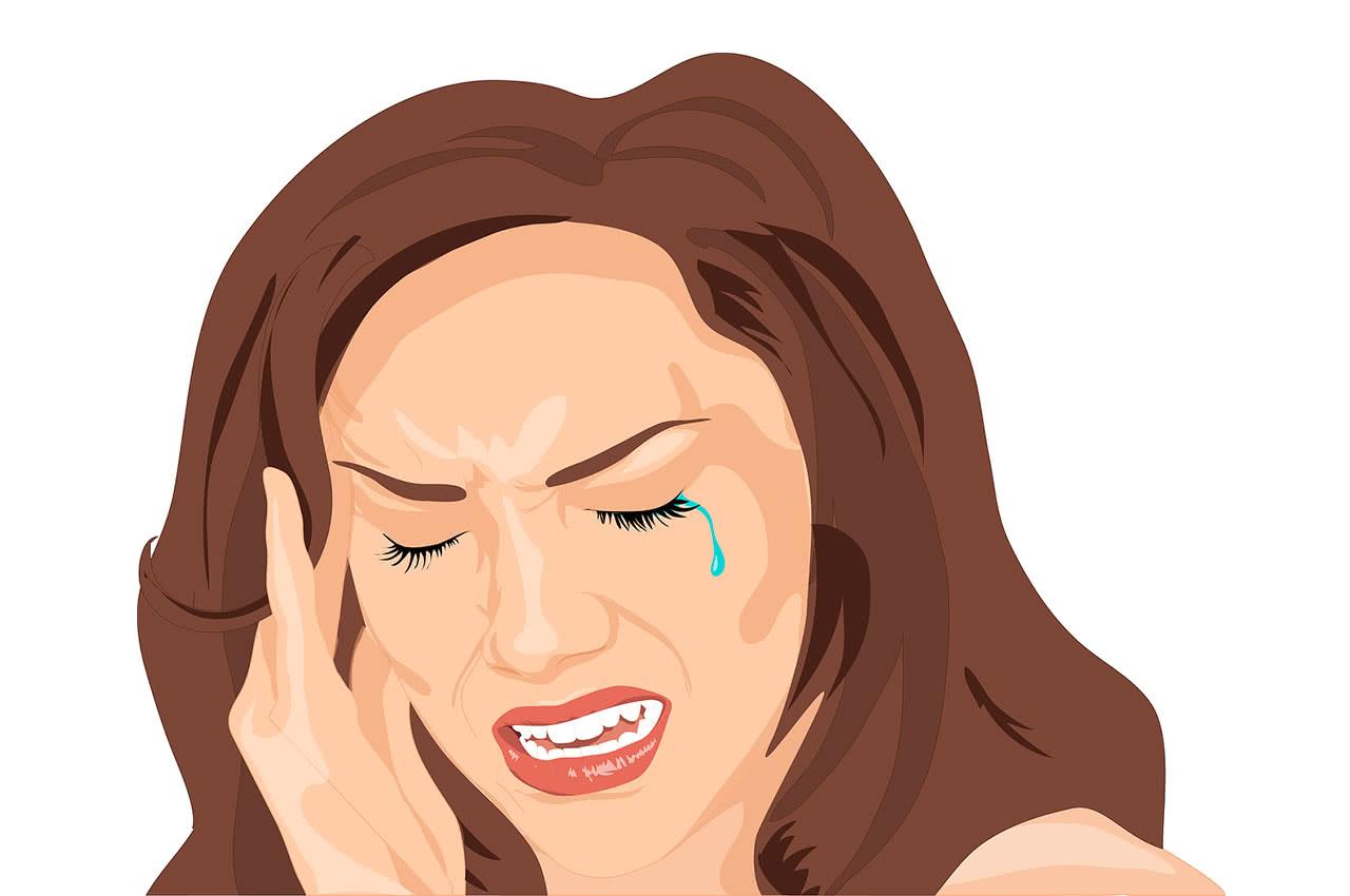 Утром болит голова и тошнит