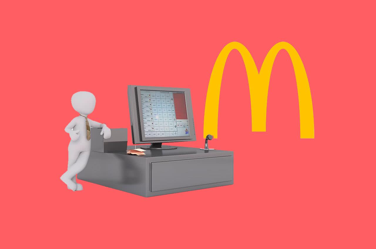 Зарплата в Макдоналдсе