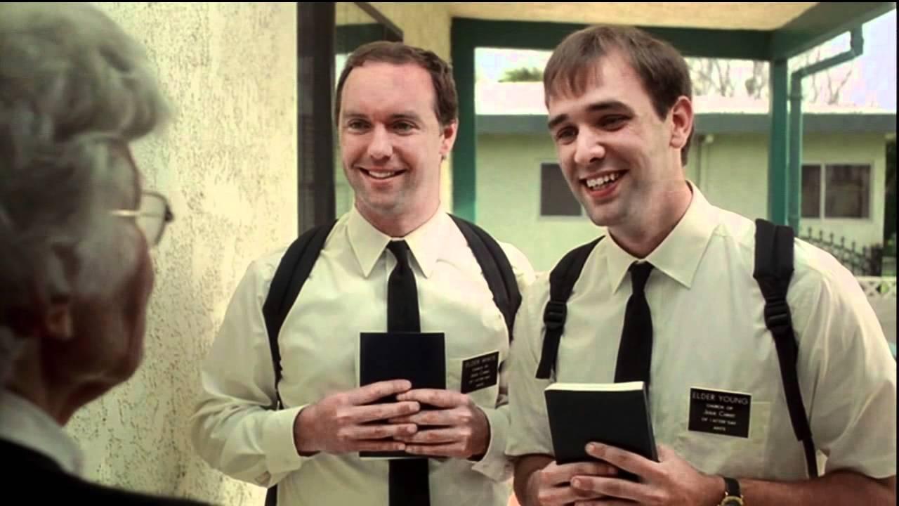 Чем занимаются мормоны