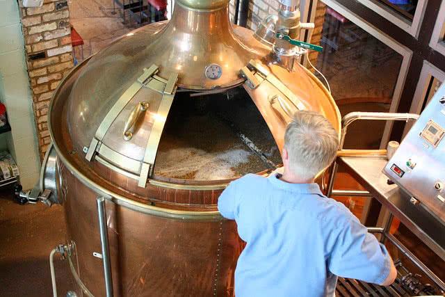 Оборудование для крафтового пива