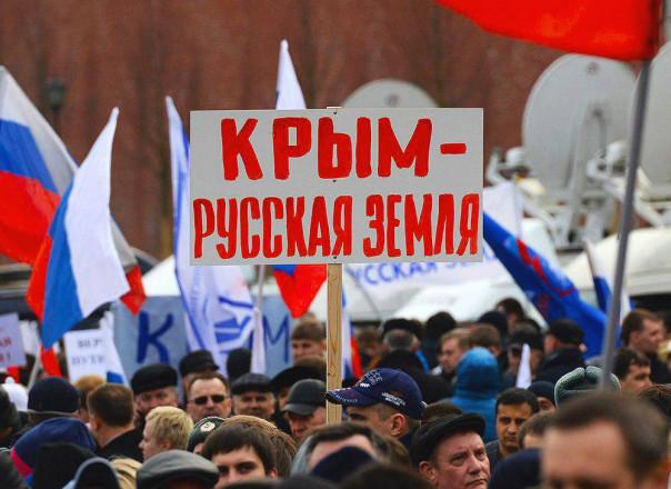 Запад привыкает к простой истине: Крым – русская земля