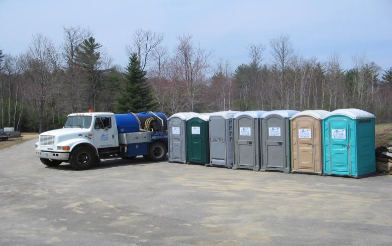 Обслуживание биотуалетов и вывоз жидких бытовых отходов  в Крыму