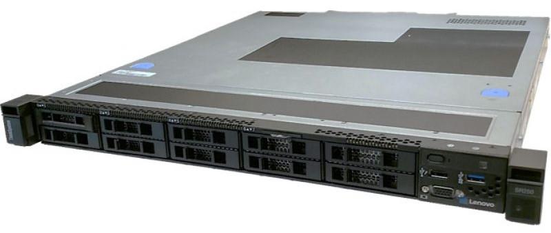 Особенности стоечного сервера