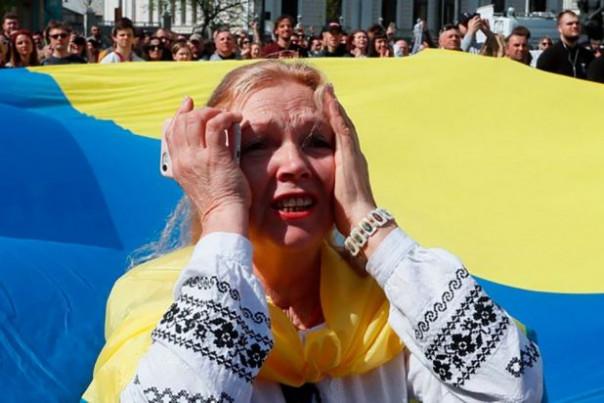 Юлия Витязева: Кто слил Украину?