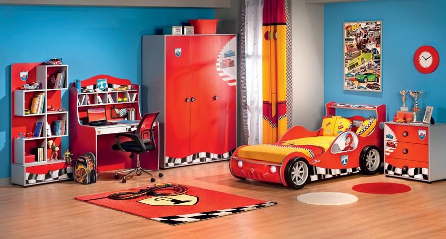 Детская мебель: виды и особенности