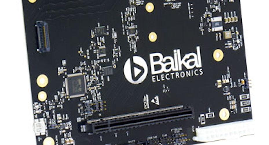 Российские процессоры от Байкал Электроникс